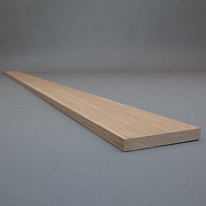 Oak PSE 165mm x 20mm x 2400mm