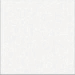 Johnson Tiles Prismatics Tile White Gloss Flat 150 x 150mm PRG1