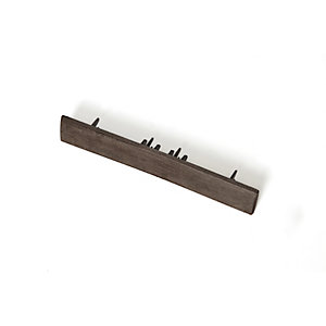 Composite Prime End Caps Dual Range Walnut Pack of 20