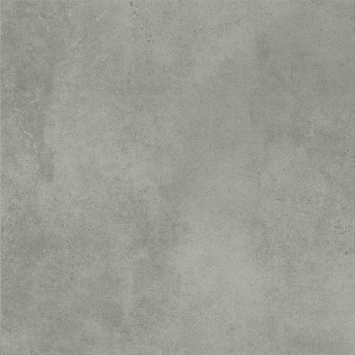 Romana Beton Outdoor Porcelain Tile Silver 600x600x20mm Pallet of 56