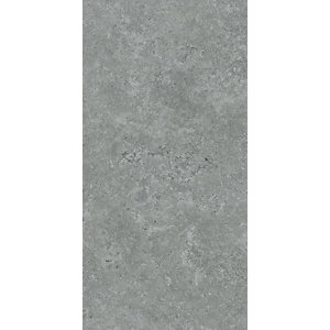 Romana Travertino Silver Outdoor Porcelain Tile 450x900x20mm Pallet of 48