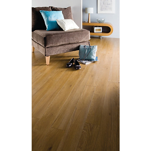 Kronospan Original Aberdeen Oak Laminate Flooring 7mm