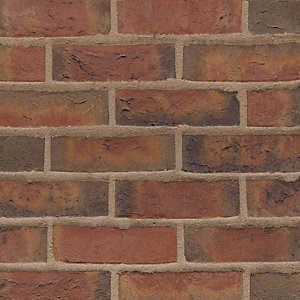 Brick Slips Tile Blend 20 - Box of 35 Tiles - 0.6m2