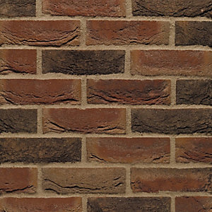 Brick Slips Tile Blend 92 - Box of 35 Tiles - 0.6m2