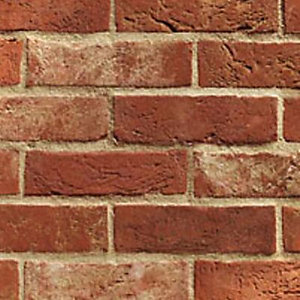 Brick Slips Tile Blend 104 - Box of 35 Tiles - 0.6m2