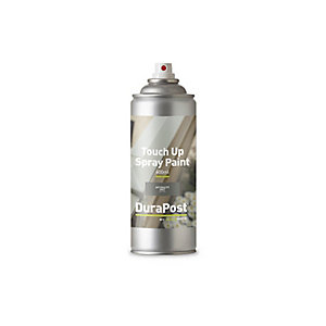 Durapost TOUCH-UP Spray Can Anthracite Grey 400ml Home Delivered