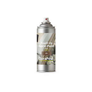 Durapost TOUCH-UP Spray Can Sepia Brown 400ml Home Delivered