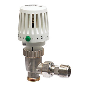 Honeywell VT117E-1/2AG Angled TRV 8mm