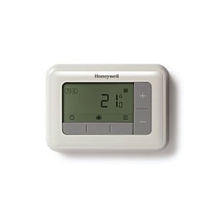 T4 Wired Adjustable Programmable Thermostat