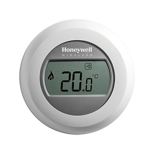 Honeywell Single Zone Thermostat With Wireless Mobile Compatibility