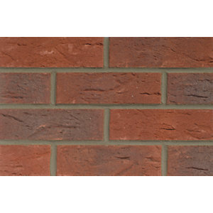 Forterra Facing Brick Clumber Mixed Red - Pack of 495