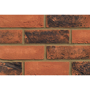 Forterra facing Brick Chelsea Smoke Red - Pack of 495