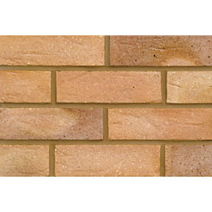 Forterra Facing Brick Village Harvest Buff Multi - Pack of 500