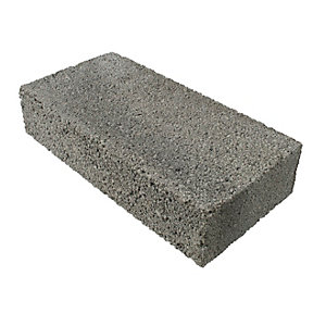 Solid Ultra Low Density Concrete Block 3.6N 100mm
