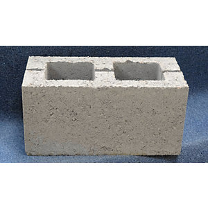 Hollow Dense Concrete Block 7.3N 140mm