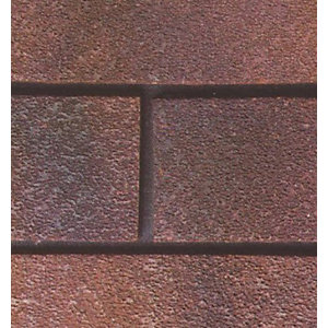 Midland Brick Dark Pinhole Facing Brick 73mm - Pack of 340
