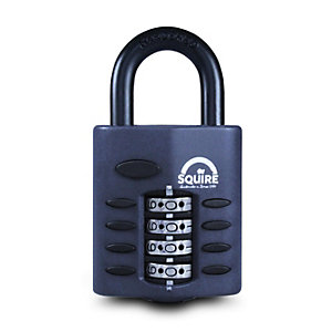 Squire CP40 Combination Lock  185x115x120mm