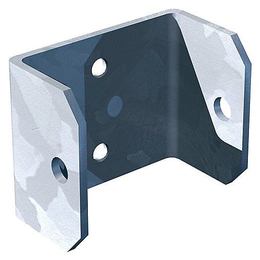 Metpost Metclip Fencing Bracket 41mm - Bucket of 250