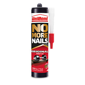UniBond No More Nails 310ml Cartridge - Carton of 12