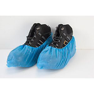 4Trade Protective Shoe Covers 50 Pairs