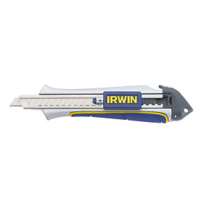 Irwin Pro Touch Auto Load Snap Off Knife 9mm