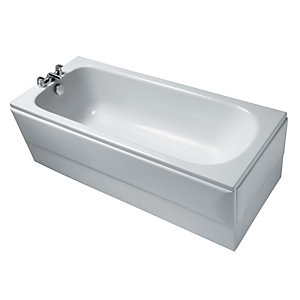 Ideal Standard Alto Contract Bath White 1700mm x 700mm E763401