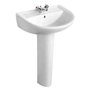 Armitage Shanks Sandringham 21 Washbasin 55cm Basin Only E894901