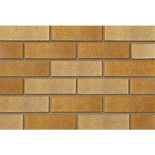 Ibstock Tradesman Multi Facing Brick Buff 215mm x 102.5mm x 65mm (Pack of 400)