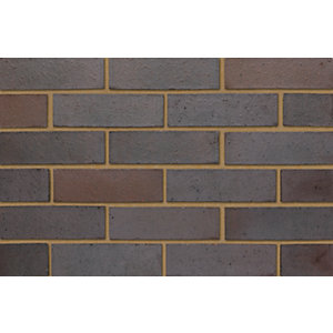 Ibstock Engineering Brick Blue Perforated Class B - Pack of 380