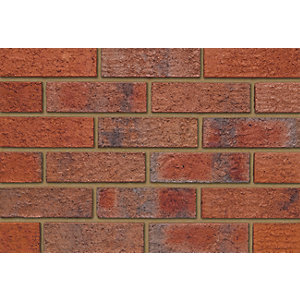 Ibstock Facing Brick Ravenhead Calderstone Claret - Pack of 404