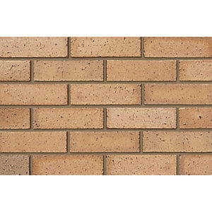 Ibstock Facing Brick Throckley Sandalwood - Pack of 500