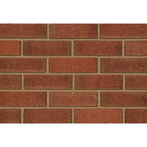Ibstock Facing Brick Aldridge Staffordshire Multi 73mm - Pack of 292