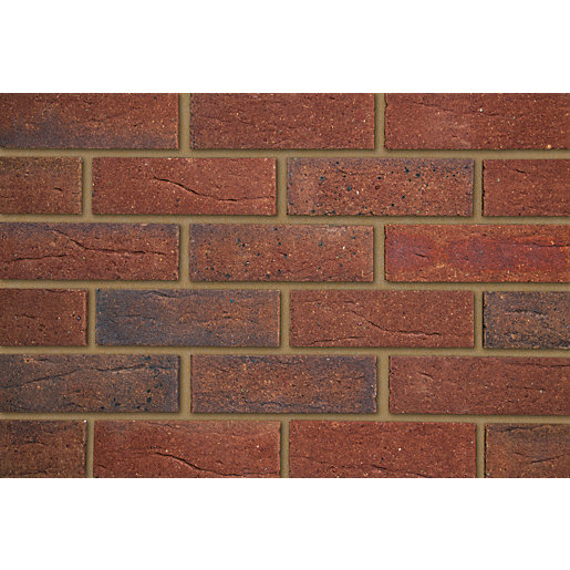 Ibstock Facing Brick Cattybrook Brunswick Antique Red - Pack of 500