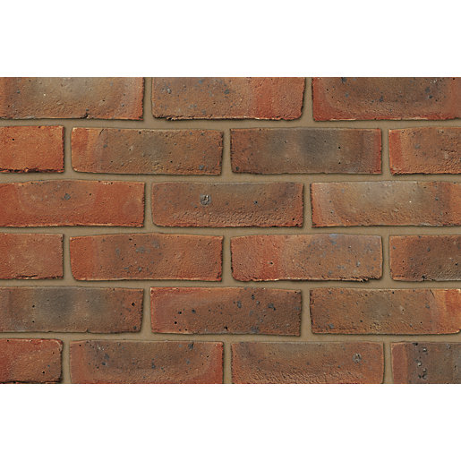 Ibstock Facing Brick Ashdown Bexhill Red - Pack of 500