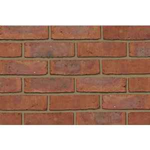 Ibstock Facing Brick Birtley Commercial Red - Pack of 392
