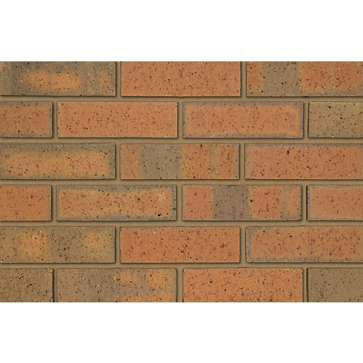 Ibstock Brick Etruria Mixture - Pack Of 500