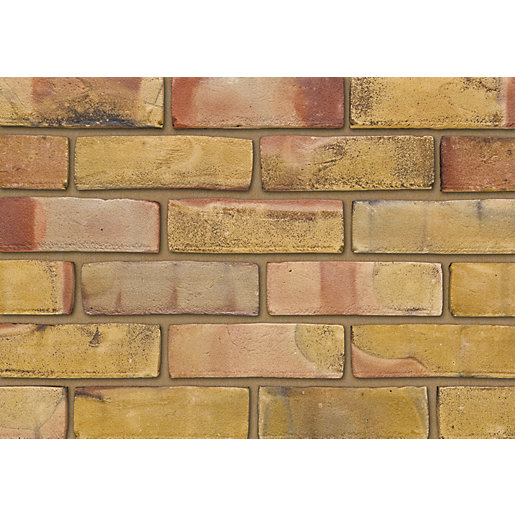 Ibstock Facing Brick Ashdown Funton Orchard Mixture - Pack of 500