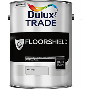 Dulux Floorshield Ash Grey 5L
