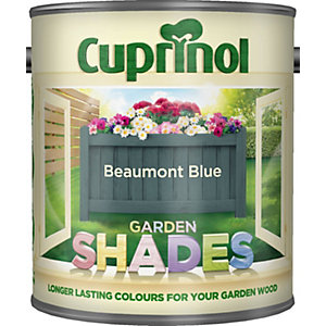 Cuprinol Garden Shades Beaumont Blue 1L