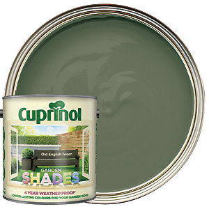 Cuprinol Garden Shades Old English Green 2.5L
