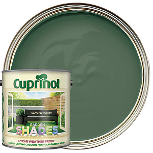 Cuprinol Garden Shades Somerset Green 2.5L