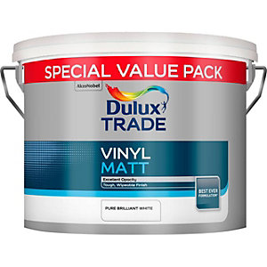 Dulux Trade Vinyl Matt Paint
