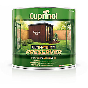 Cuprinol Ultimate Garden Wood Preserver 1L