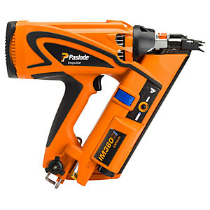 Paslode Li-ion First Fix Gas Powered Cordless Framing Nail Gun IM360Ci
