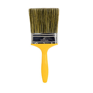 4Trade 4in Practical Masonry Brush