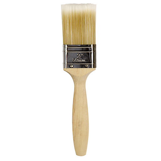 4trade Synthetic Brush 2in - Pack Of 10