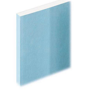 Knauf Sound Panel Tapered Edge Acoustic Gypsum Plasterboard 2400mm x 1200mm x 12.5mm