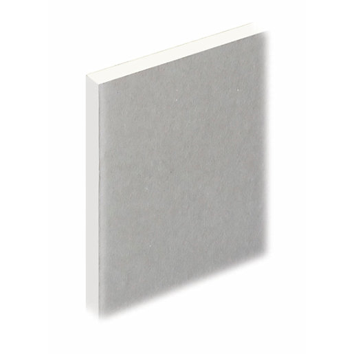 Knauf Wallboard Square Edge 2400mm x 1200mm x 9.5mm (2.88m²/Sheet)