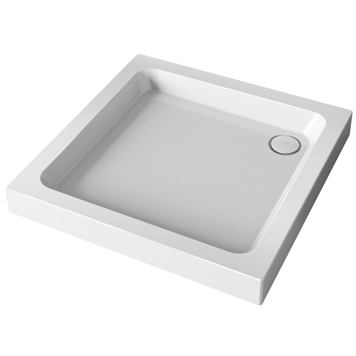 Walk in Shower Trays | Quadrant, Slimline, Anti-slip | Travis Perkins