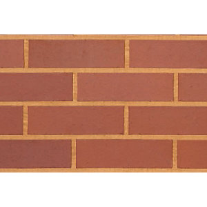 Ketley Class A Solid 73mm Smooth Red Engineering Brick